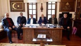 Belediye Başkanı Vidinlioğlu; 'Güzel gelişmeler olacak