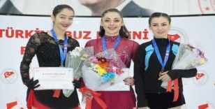 Artistik Buz Pateni'nde şampiyonlar belli oldu