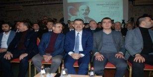 Mehmet Akif Ersoy, İzmir'de Bakan Pakdemirli'nin katıldığı programla anıldı