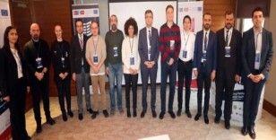 Target TTO ekibi Erasmus Plus Projesi ile Valensiya'da