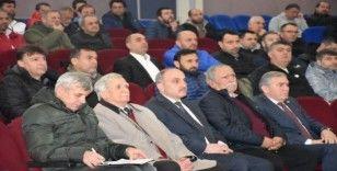 TÜFAD'ın 'Sürekli Futbol Antrenörleri Gelişim' seminerine Erenler'de yapıldı