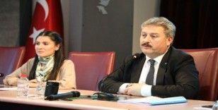 Melikgazi'de yılın ilk meclis toplantısı gerçekleştirildi