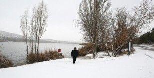 Ankara'da kar güzelliği