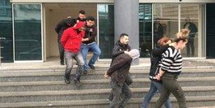 Bursa'da torbacı ve içicilere operasyon: 17 gözaltı