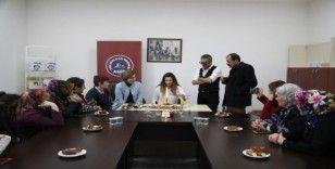 Ankaralılar Derneği cam üfleme sanatını yaşatıyor