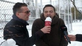 (özel) Murat Cemcir ile Ahmet Kural'ın büyük kar savaşı