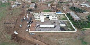 Rasulayn'da onarılan kamu binaları hizmete girdi
