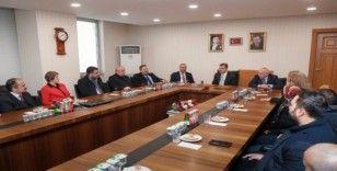 Gaziosmanpaşa Hoca Ahmet Yesevi Cemevi'nin yer sorunu çözülüyor