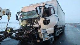 Bolu'da TEM Otoyolu'nda kaza