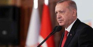 Cumhurbaşkanı Erdoğan'dan Osmaniye Valisi ile Belediye Başkanına tebrik mesajı