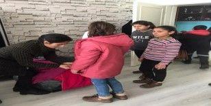 Pınarbaşı Belediyesi'nden ihtiyaç sahibi öğrencilerini ısıtan yardım