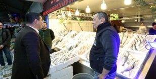 Kepez'a balıkçılar çarşısı