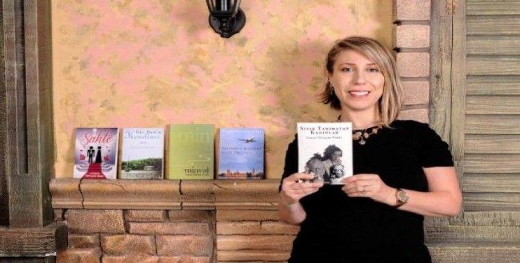 """Canan Öztanık Temiz'in yeni kitabı: """"Sınır Tanımayan Kadınlar"""""""