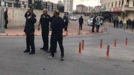 Kayseri Adliyesi önünde bir kişi silahla vuruldu