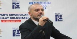 AK Parti Genel Başkan Yardımcısı Kandemir: 'Türkiye'nin milli menfaatlerine muhalefet ediyorlar'