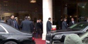 Rusya Devlet Başkanı Putin kritik görüşme için otelden ayrıldı