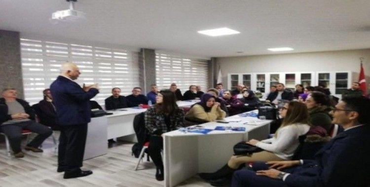 Bafra'da Ölçme ve Değerlendirme Çalıştayı