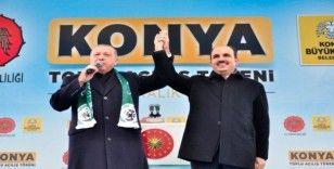 """Başkan Altay: """"Konya Teknoloji Endüstri Bölgesi şehrimize hayırlı olsun"""""""