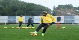 Yeni Malatyaspor'un golcüsü Umut Bulut forma rekabetine hazır