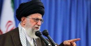 İran'ın ABD üssünü vurmasının ardından Dini Lider Hamaney'den ilk açıklama