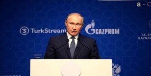 Rusya Devlet Başkanı Putin: Rusya-Türkiye işbirliği engelleme çabalarına rağmen gelişiyor