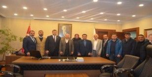 MHP Kayseri Milletvekili Baki Ersoy'dan Develi Ziyareti