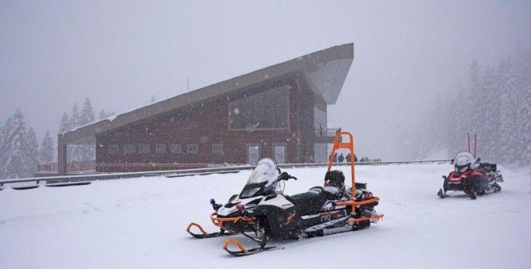 Yurduntepe Kayak Merkezinin  açılışına servis hizmeti verilecek