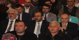 """Bakan Kasapoğlu: """"Hiçbir zaman yolumuzdan dönmeyeceğiz"""""""