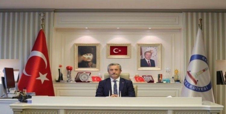 Başkan Tahmazoğlu, 10 Ocak Çalışan Gazeteciler günü kutlaması