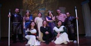 Tiyatro Akademi Perdelerini Açıyor