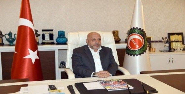 """Hak-İş Genel Başkanı Arslan: """"Sabancı Holding TEMSA'da üretimin yeniden başlamasını sağlamalıdır"""""""
