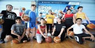 Kocaeli'de 41 bin öğrenci sporla buluştu