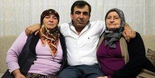 Amasya'da evlatlık verilen kişi 52 yıl sonra öz kardeşlerine kavuştu