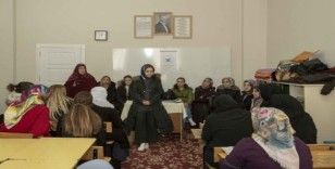 İpekyolu Belediyesinden kadınlara yönelik eğitim çalışması