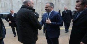 """Alinur Aktaş: """"Yerli otomobil Bursa ve Balıkesir için büyük kazanım"""""""