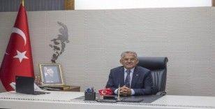 """Başkan Büyükkılıç, """"Gazetecilik Gönül İşidir"""""""
