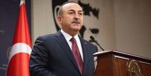 Çavuşoğlu: 'Irak'ın yabancı güçlerin çatışma alanı olmasını istemiyoruz'