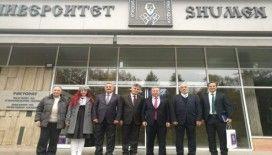 Trakya Üniversitesinden önemli Bulgaristan temasları