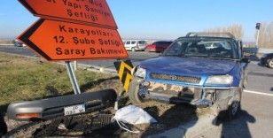 Tekirdağ'da kırmızı ışık ihlali kazası: 1 ölü