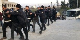 Hatay'da uyuşturucu operasyonunda 21 kişi tutuklandı