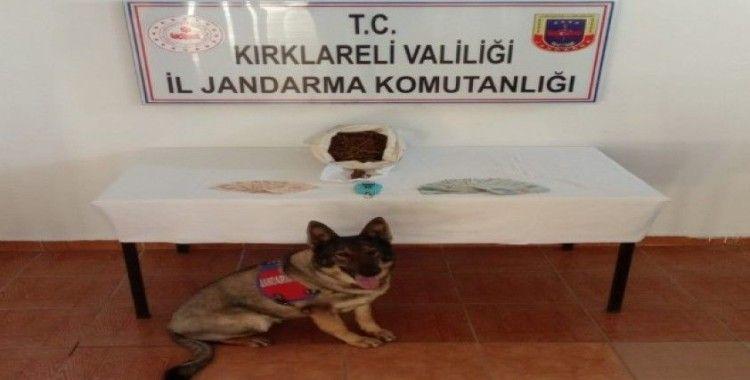 Kırklareli'de uyuşturucu operasyonunda 5 gözaltı