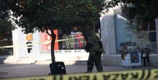 Mersin'de şüpheli valiz paniği