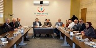 Kayseri Şehir Hastanesi İşletme Dönemi 6. Koordinasyon Kurulu Toplantısı Yapıldı
