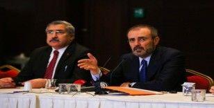 AK Parti Genel Başkan Yardımcısı Ünal: 'Önümüzdeki günlerde sosyal medya etik kuralları yayınlayacağız'