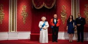 Madame Tussauds Müzesi Prens Harry ve Markle'ın heykellerini kaldırdı