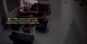 Hastane ve özel eğitim kurumlarına dadanan hırsız yakalandı