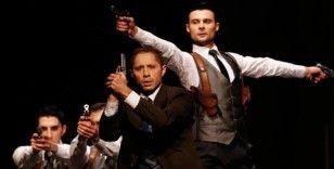 """""""Gangster"""" müzikalinin genel provası yapıldı"""