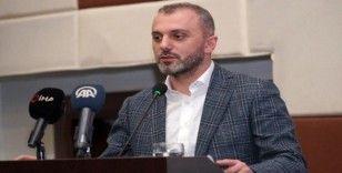 """""""AK Parti Kastamonu Teşkilat Buluşması"""" programı"""