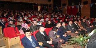 """AK Parti Genel Başkan Yardımcısı Kandemir: """"Gece gündüz çalışacağız''"""