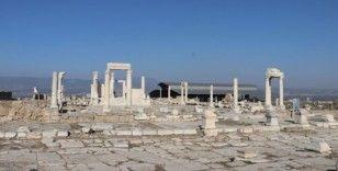 Denizli'deki Laodikya Antik Kenti'ne 2019'da rekor ziyaretçi
